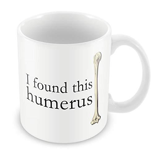 I Found This Humerus Mug Silly Funny Joke Gift Present Slogan