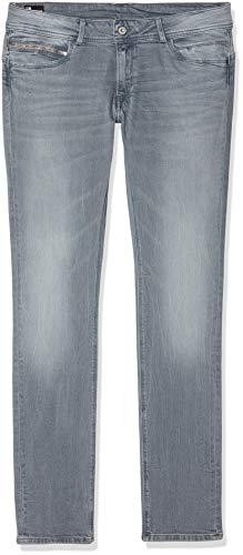 Pepe Jeans Damen New Brooke Pl200019ub7 Slim Jeans, Grau (Denim Ub7), W31/L32 (Herstellergröße: 31)
