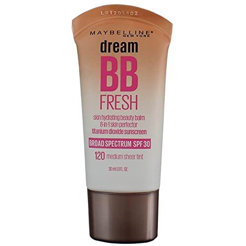 Maybelline Dream Fresh BB 8 in 1 Beauty Balm skin Perfector SPF 30