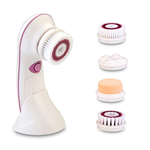 Escova de Limpeza Facial à Prova D'água Clean Pro