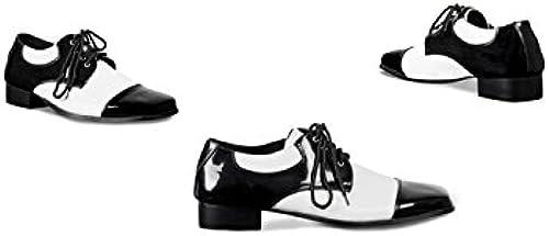 servicio de primera clase Magic Box Tamaño Adulto Mens de 1920 Gangster zapatos zapatos zapatos EU43 UK9  solo cómpralo