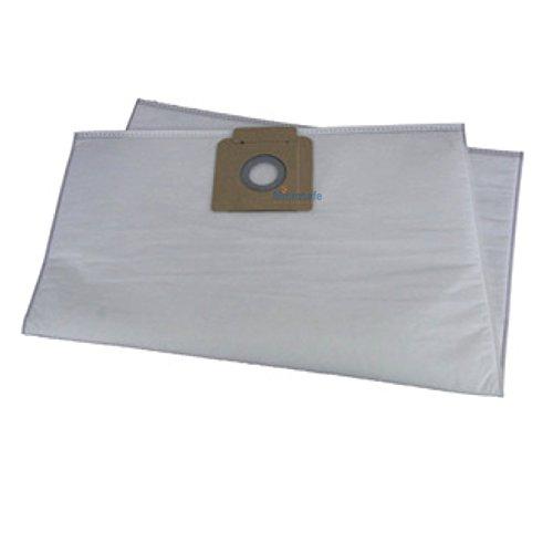 10 Filtertüten, Staubsaugerbeutel für alle Kärcher T 12/1 & T15/1 Modelle, alternativ zu original Nr. 6.907-017.0 von Microsafe®