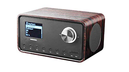 MEDION WLAN Internet Radio Medion S85105 (MD 87805) DAB+UKW FM Colordisplay Aux