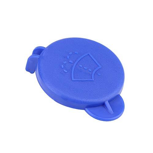 Parabrisas Tapa de botella de limpiaparabrisas OE 1488251 Tapa del depósito de líquido de lavaparabrisas (azul)
