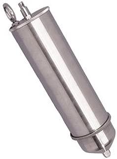 15.7X0.55INCH 304 Stainless Steel Grains Powder Sampler Sampling Tubes for Solid Fertilizer