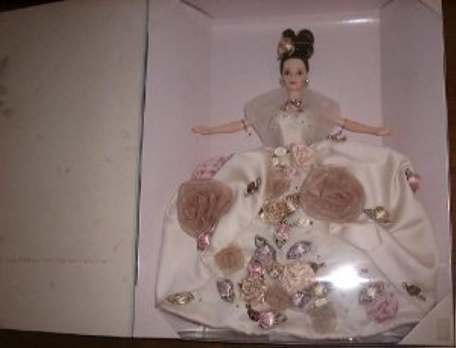 染料臨検恐怖Barbie(バービー) Antique Rose ドール 人形 フィギュア(並行輸入)