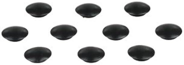 10 Blindstopfen Karosseriestopfen Verschlussstopfen Pvc Id 8 0mm Ad 10 6 Mm Auto