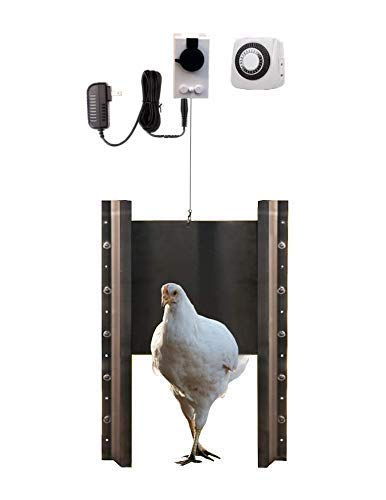 Automatic Chicken Coop Door Accessories