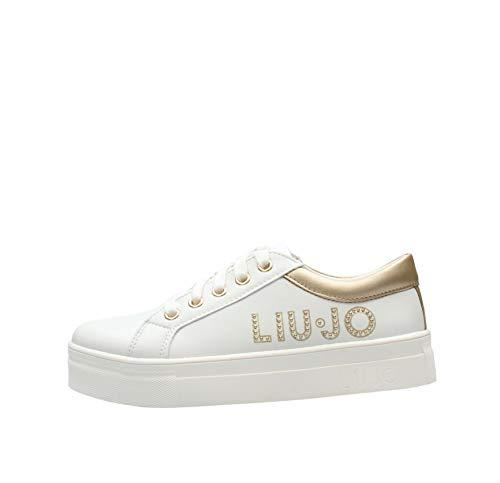 Liu Jo Sneaker MOD. Alicia 27 40/Bianco