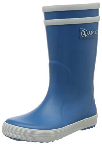 Aigle Unisex-Kinder Lolly Pop Klassische Stiefel, Blau (Saphir), 28 EU