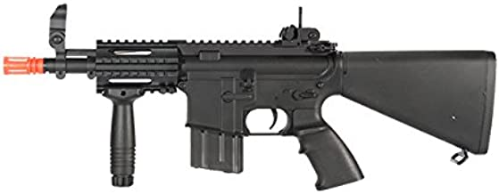 Amazon com : A&K B U I S Stubby M4 CQB-04 AEG Airsoft Gun