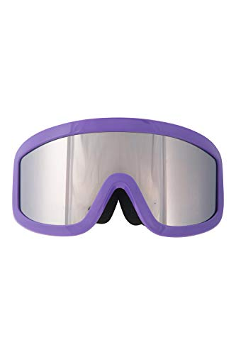 Mountain Warehouse Kids Ski Goggles - UV Protection Childrens Ski...