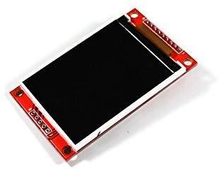 """Pantalla LCD TFT QVGA de 2.2"""" con Ranura para Tarjeta SD y SPI para Arduino, Raspberry Pi"""