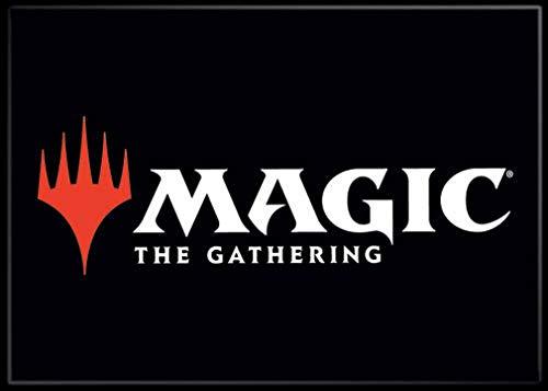 Ata-Boy Wizards of The Coast Magic The Gathering - Iman para refrigeradores y taquillas