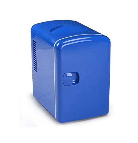 Sebasty Réfrigérateur De Réfrigérateur De Voiture De Congélateur Portatif De Mini Congélateur 4L CA pour des Boissons Et des Fruits