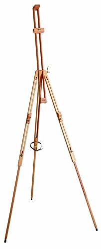 Mabef m400042caballete campaña base madera 10x 14x 83cm