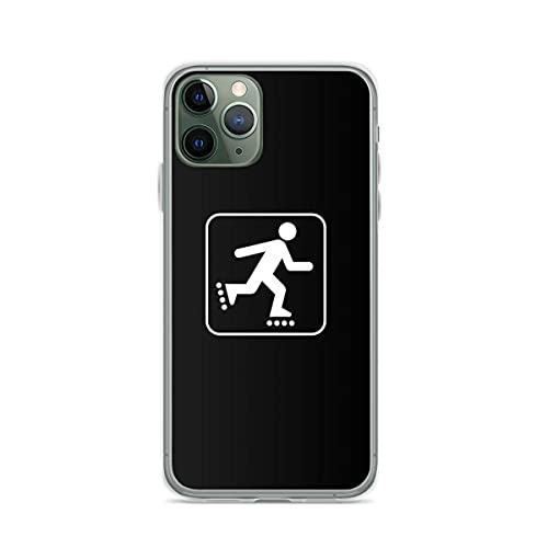 Phone Case Roller Skating Compatible with iPhone 6 6s 7 8 X Xs Xr 11 12 Pro Max Mini Se 2020 Anti Scratch Shock