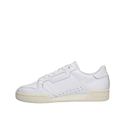 adidas Continental, Zapatillas Unisex Adulto, Multicolor (Cloud White/Off White Ee6329), 44 EU
