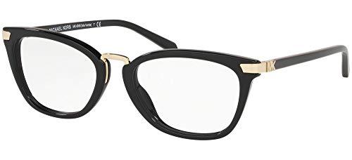 Michael Kors MK 4066 3005 - Gafas de sol, color negro