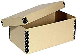 Archival Methods Metal Edge Short Top Box 4 x 6