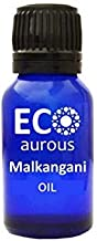 Malkangni Oil (Celastrus Paniculatus) 100% Natural, Organic, Vegan & Cruelty Free Malkangni Essential Oil | Malkangani Oil | Pure Malkangni Oil By Eco Aurous (1.01 oz, 30 ml)