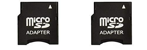 TLONiX [2 Unidades] Micro SD a Mini SD Adaptador Convertidor