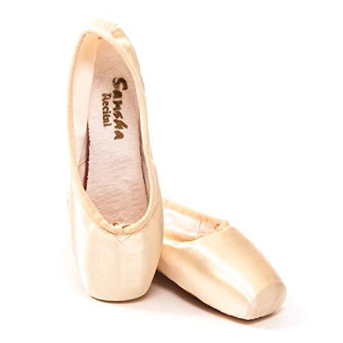 Sansha Récital - Zapatos de ballet, color Rosa, talla 36 EU
