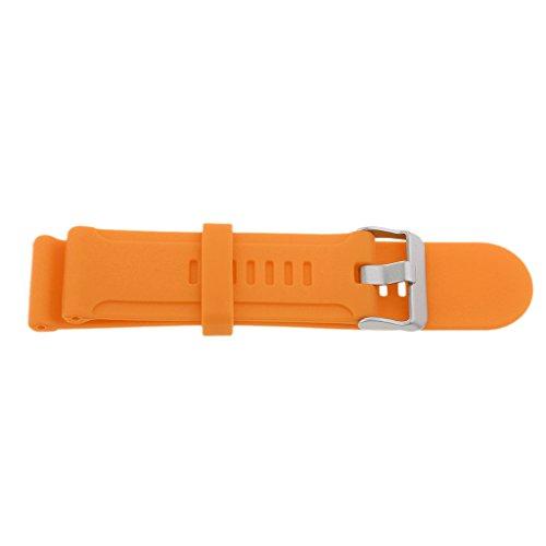 Colcolo Pulsera Silicona para Fenix Pulsera 3 Horas - Naranja