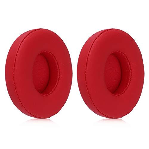 kwmobile 2X Almohadillas para Auriculares Beats Solo 2 Wireless / 3 -...