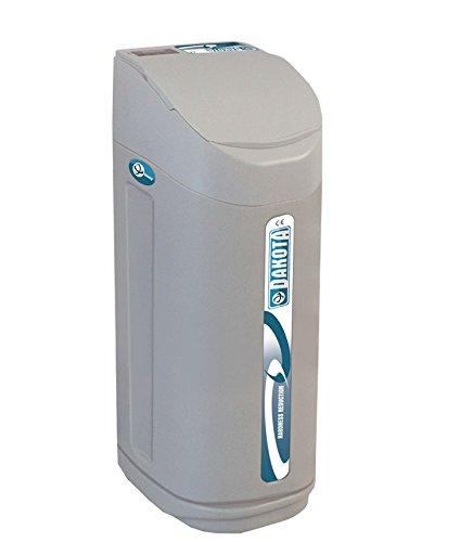 Addolcitore Acqua Decalcificatore Domestico Dakota ForHome per 7 10 persone, 30 lt. Resina con By-pass, rigen.Volume Tempo Automatica.