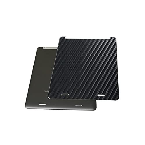 Vaxson 2 Unidades Protector de pantalla Posterior, compatible con Teclast X98 Plus 9.7', Película Protectora Skin Piel Negro [No Carcasa Case ]