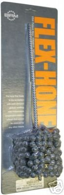 4 1/8' (105mm) Flex-Hone Cylinder Hone 120 grit silicon carbide