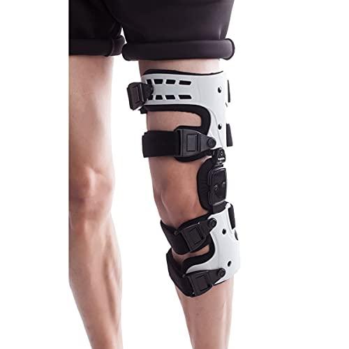 Fhdisfnsk Superior Braces OA Unloader Rodillera para Dolor de Artritis, Osteoartritis, Dolor Y Degeneración de La Articulación de La Rodilla, Tamaño Universal