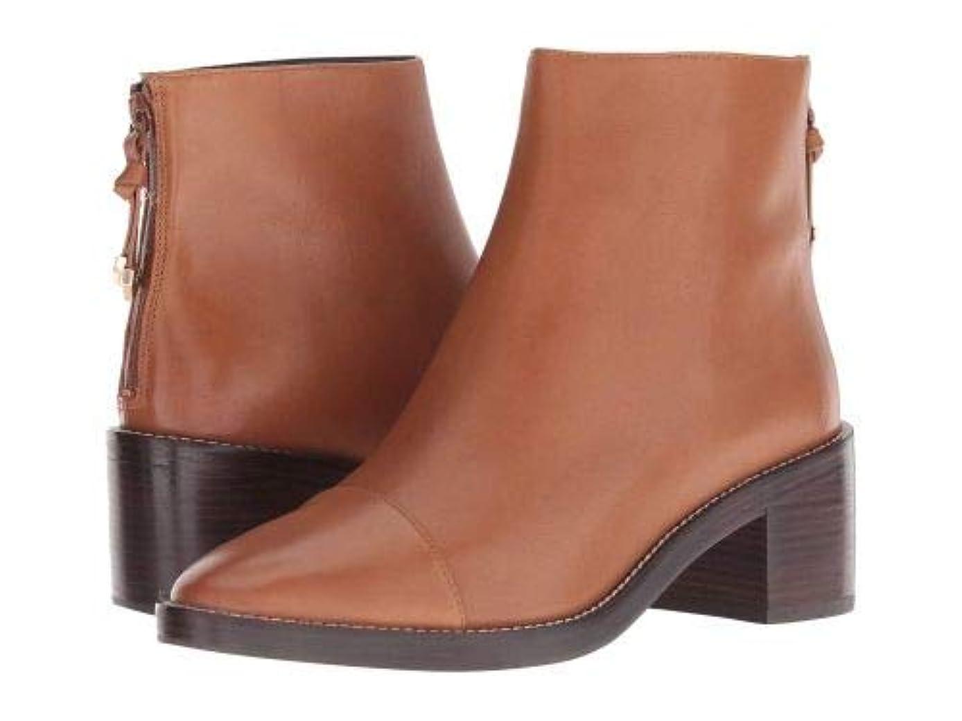 疑わしいホイスト歌詞Cole Haan(コールハーン) レディース 女性用 シューズ 靴 ブーツ アンクルブーツ ショート 50 mm Winnie Grand Bootie Waterproof - British Tan Waterproof Leather [並行輸入品]
