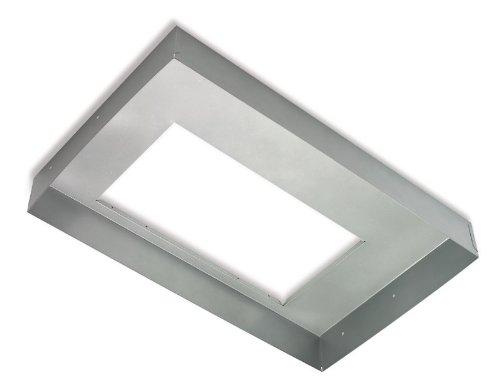 Broan-NuTone LB36 Box Hood Liner for Kitchen Range Hoods, Silver, 36″