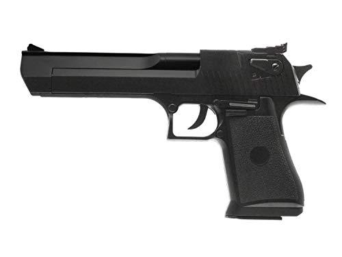 UHC / SRC DE .50AE Elektrische Softair-Pistole 6 mm BB (P14) mit Blow-Back Funktion