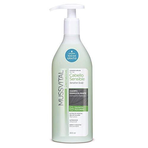 Mussvital Dermactive Champu Sensitive 400 ml