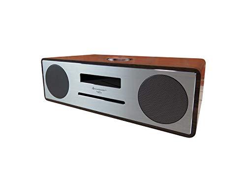 Soundmaster DAB950BR Musikcenter mit DAB+ CD/MP3 USB und Bluetooth