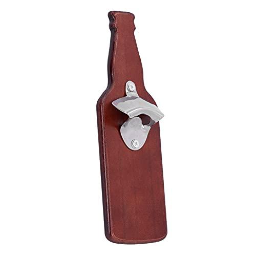 Abridor de tarros de Pared Abrelatas Manual magnético Ahorro de Mano de Obra para cocinas domésticas Barras Uso para Abrir Botellas de Cerveza Latas Botellas de Bebidas gaseosas