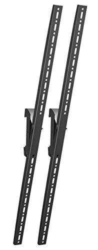 Vogel's PFS 3311 Adapterstrips, neigbar, max. 80 kg, Vesa max. 1100, schwarz