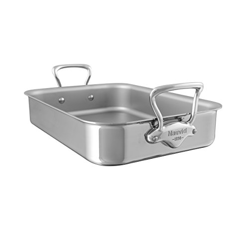Mauviel M'Cook 5-Ply Roasting Pan