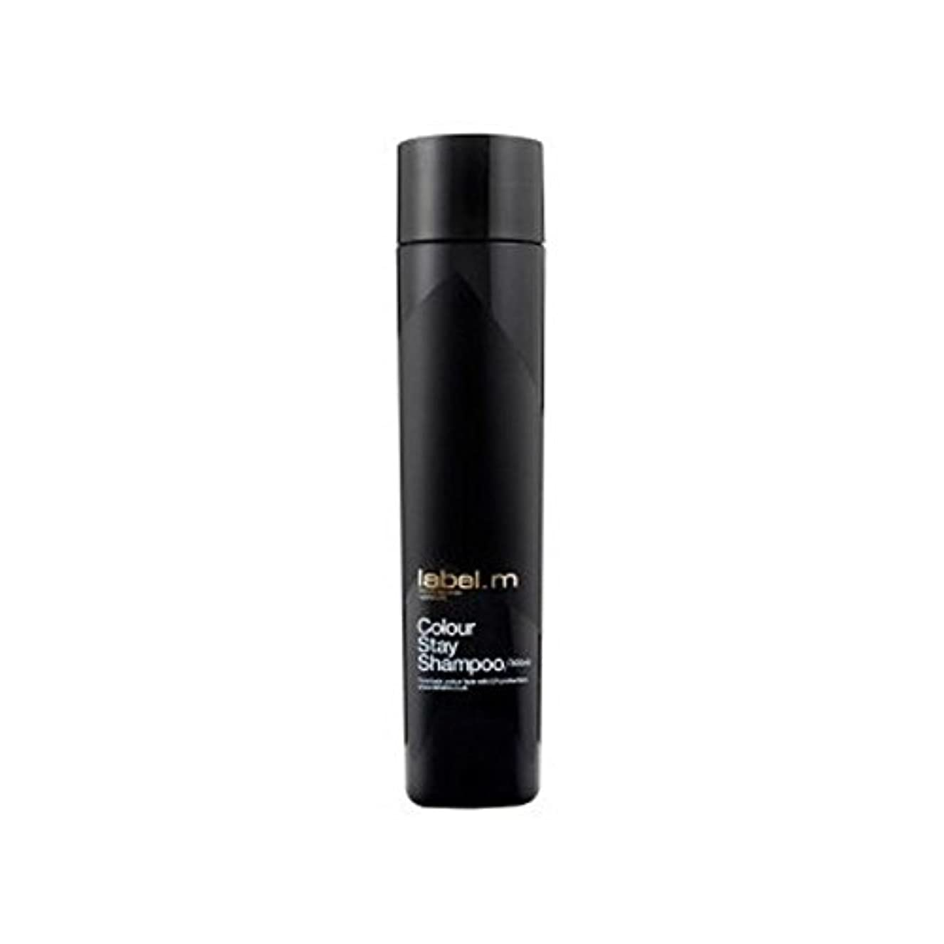 作詞家代理人人差し指Label.M Colour Stay Shampoo (300ml) (Pack of 6) - .カラーステイシャンプー(300ミリリットル) x6 [並行輸入品]