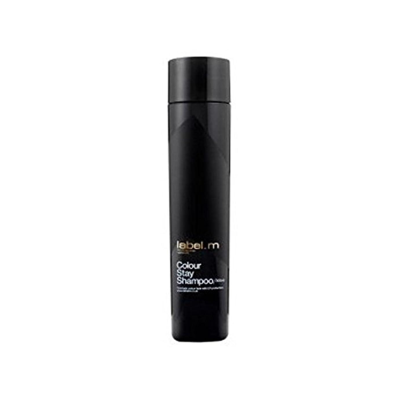 始まり乱す等しいLabel.M Colour Stay Shampoo (300ml) - .カラーステイシャンプー(300ミリリットル) [並行輸入品]