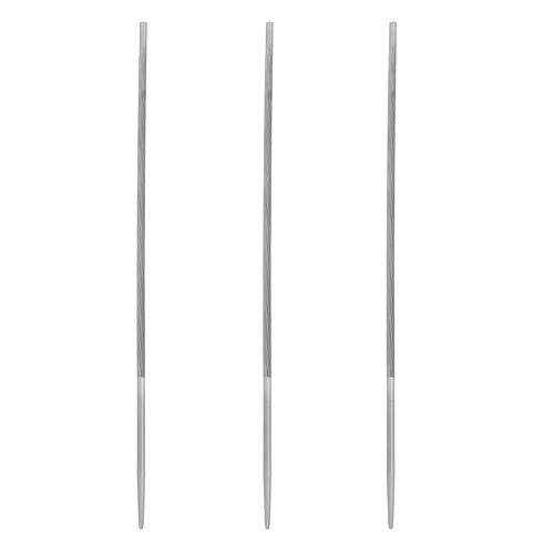 AUNMAS 3 stuks kettingen slijpen bestanden ronde 4 mm 5/32 inch grasmaaier trimmer accessoires voor de tuin