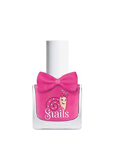 Snails Nagellack für Kinder ungiftig, wasserlöslich 8 Farben (Secret Diary (Fuchsia))
