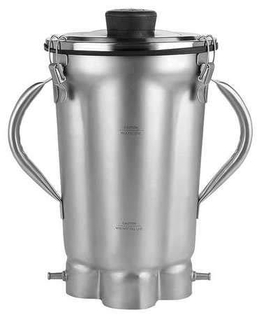 Waring 2610C Cool Base Edelstahl-Behälter für Waring Mixer, 4,0 Liter