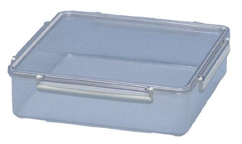 蝶プラ工業 ロック式保存容器 のりケース 150709