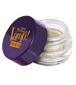 Paris Experience Vamp! Cream Eyeshadow Ombretto in Crema Tonalità 001 Gold