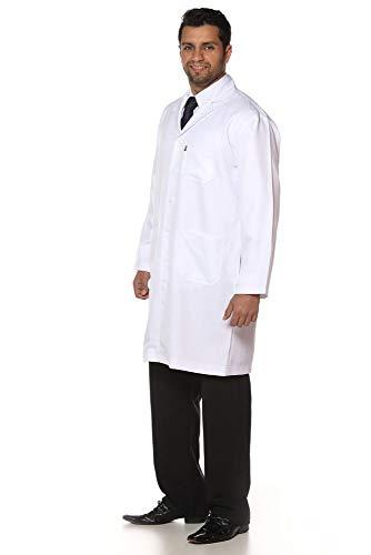 Jaleco masculino médico