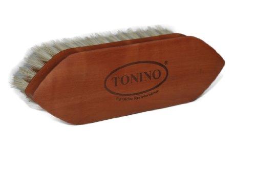 Tonino Tonino Extrafeine Nubuk - Raulederbürste
